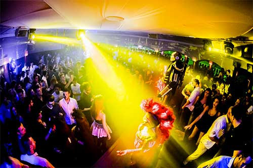Bussola Halloween, un sold-out annunciato